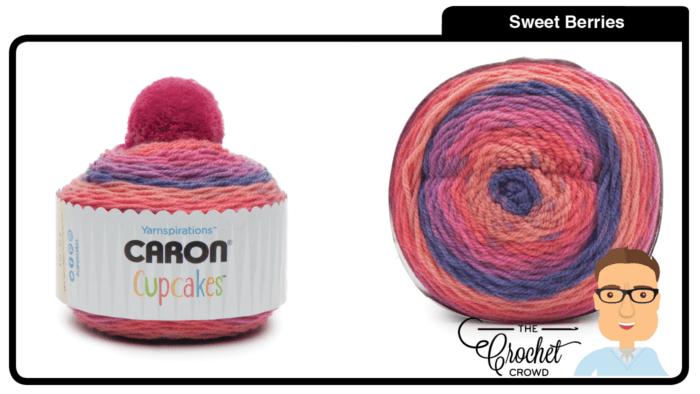 Caron Cupcakes - Sweet Berries