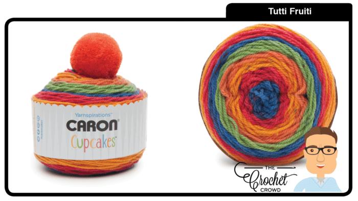 Caron Cupcakes - Tutti Fruiti