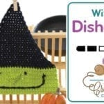 Crochet Witch Dishcloth