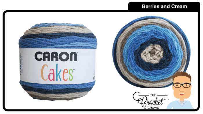 Caron Cakes Berries and Cream