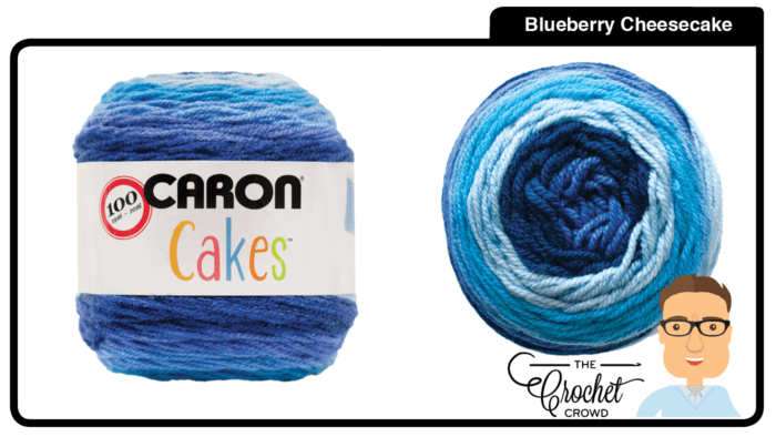 Caron Cakes Blueberry Cheesecake