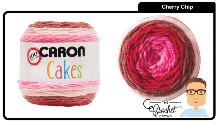 Caron Cakes Cherry Chip