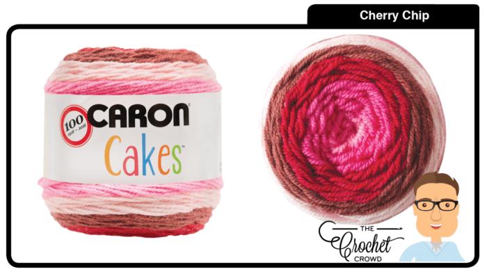 Caron Cakes Cherry Chip