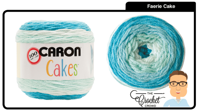 Caron Cakes Faerie Cake