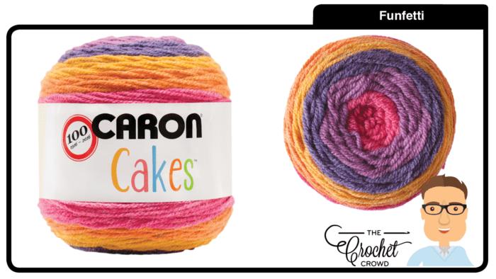 Caron Cakes Funfetti