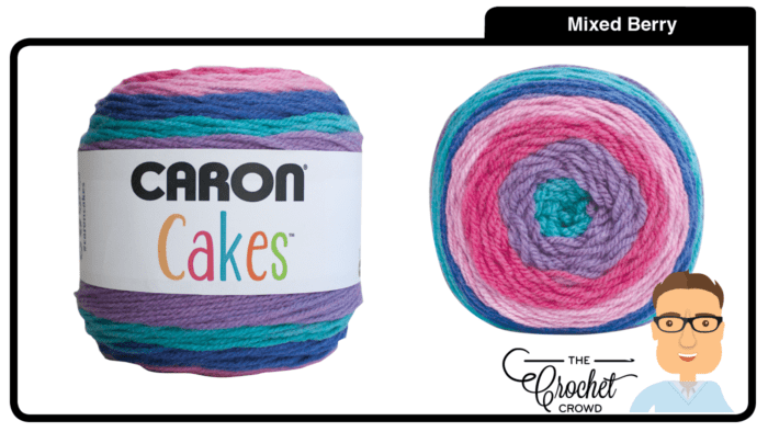 Caron Cakes Mixed Berry