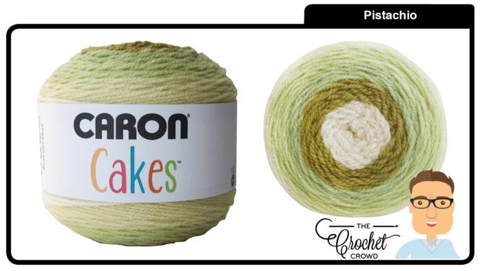 Caron Cakes Pistachio