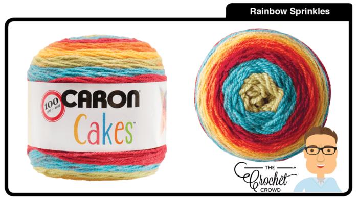 Caron Cakes Rainbow Sprinkles