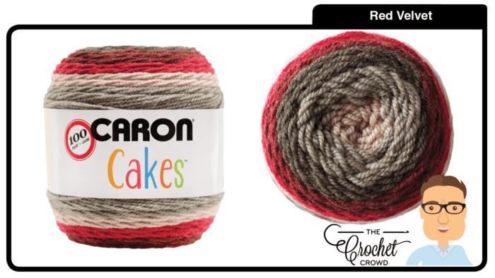 Caron Cakes Red Velvet