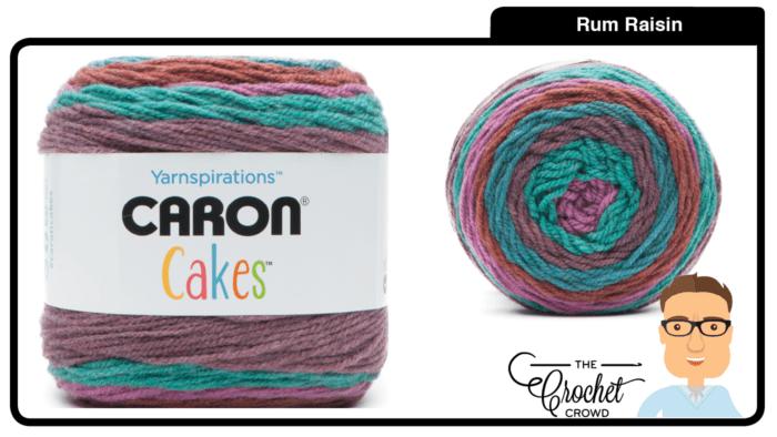 Caron Cakes - Rum Raisin