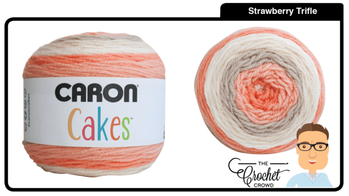 Caron Cakes Strawberry Trifle