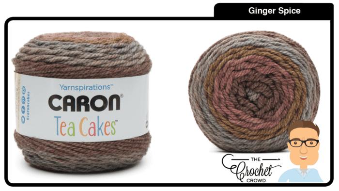 Caron Tea Cakes - Ginger Spice