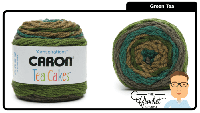 Caron Tea Cakes - Green Tea