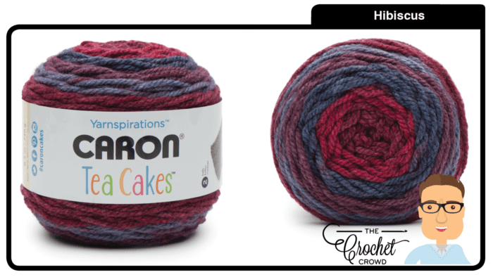 Caron Tea Cakes - Hibiscus