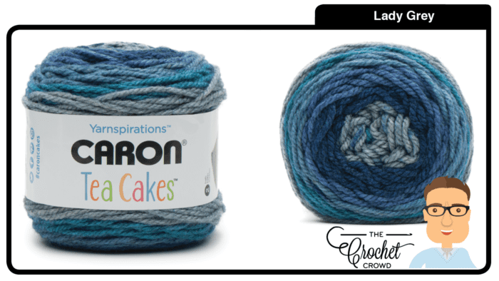 Caron Tea Cakes - Lady Grey