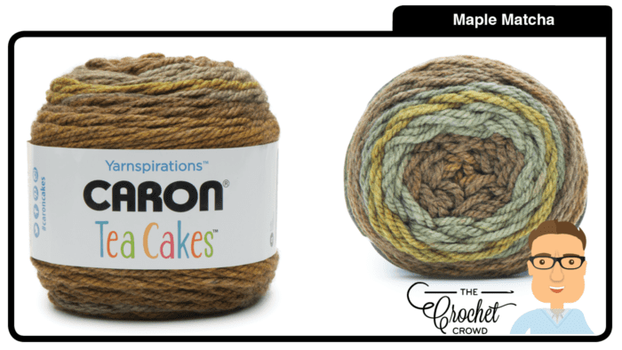 Caron Tea Cakes - Maple Matcha