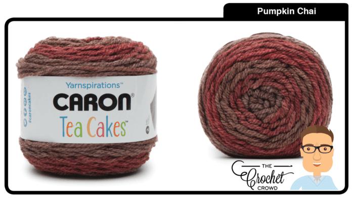 Caron Tea Cakes - Pumpkin Chai
