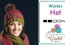 Crochet Artsy ⛄️  Puff Stitch Hat + Tutorial