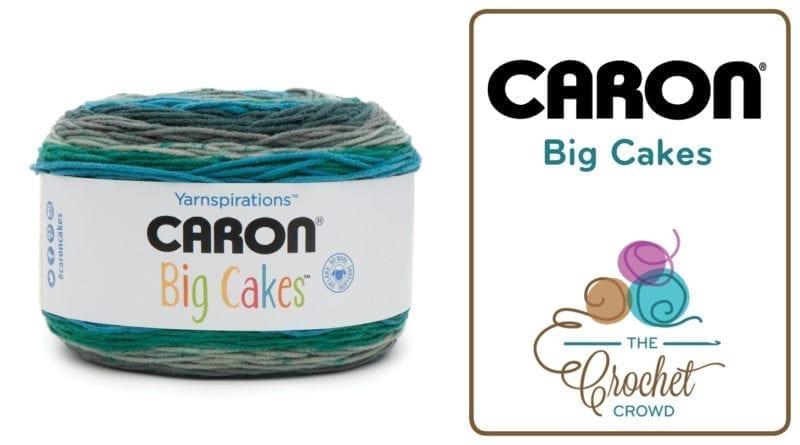 What To Do With Caron Big Cakes Yarn | The Crochet Crowd