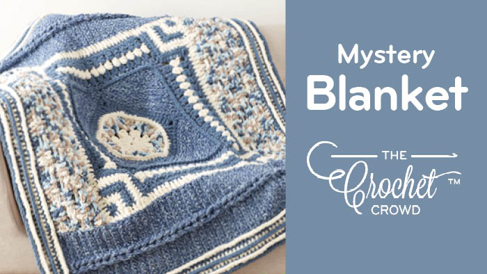 Crochet Mystery Blanket
