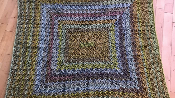 Crochet Corner To Corner Rectangle From Middle Tutorial The