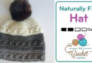 Crochet Naturally Fab Hat
