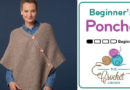 Crochet Beginner's Poncho