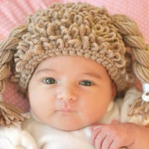 11 Cabbage Patch Doll Inspired Hat