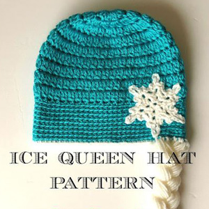 13 Ice Queen Hat