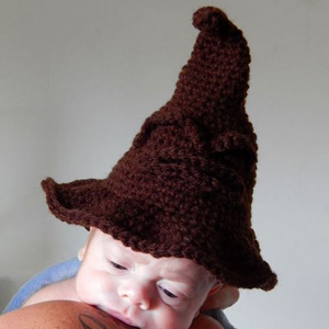 19 Newborn Sorting Hat