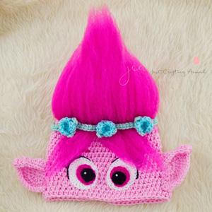 2 Poppy Hat