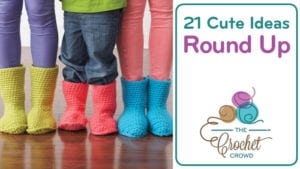 21 Cute Crochet Ideas Round Up