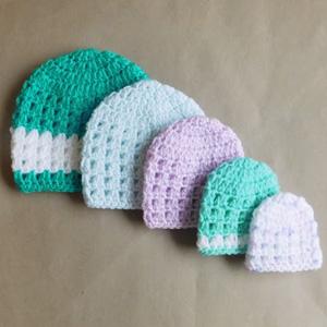 27 Valerie Baby Hats