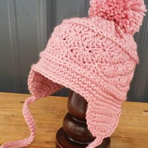 4 La Vie en Rose Earflap Hat