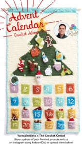 Crochet Advent Calendar
