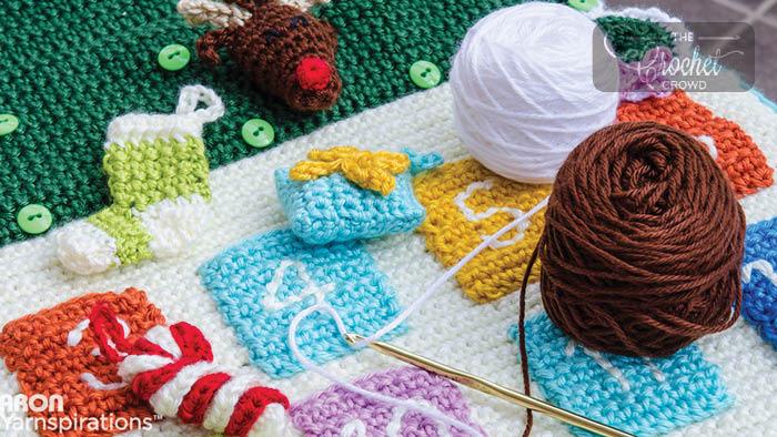 Crochet Advent Calendar