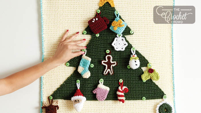 Crochet Along Advent Calendar Pattern