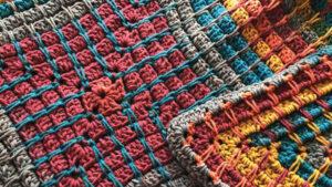 Crochet Pandoras Box Blanket