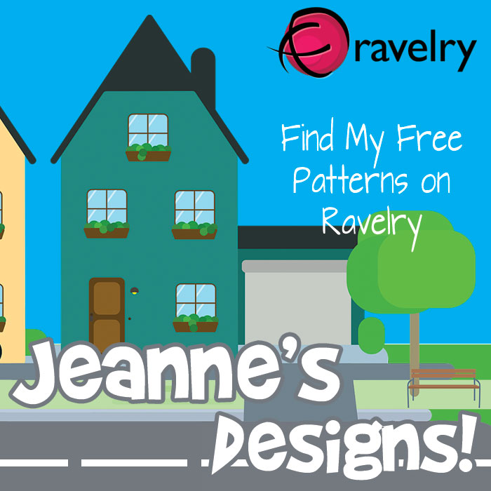 Find Jeanne's Patterns on Ravelry