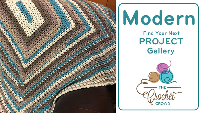 Crochet Modern Granny Project Gallery