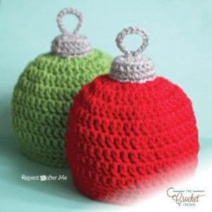 Crochet Ornament Hat