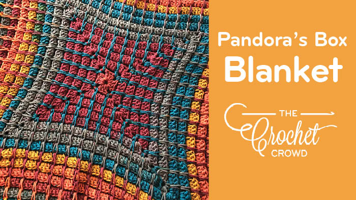 Crochet Pandora's Box Blanket