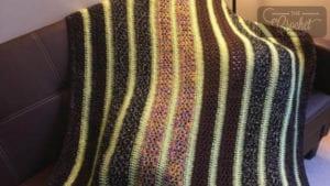 Crochet Lovely Leftover Afghan