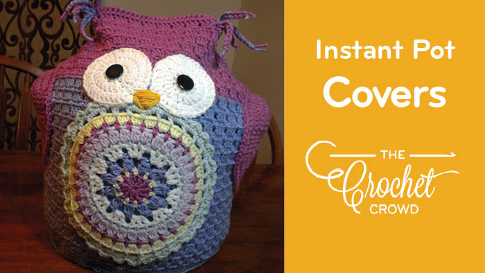 Crochet Instant Pot Covers