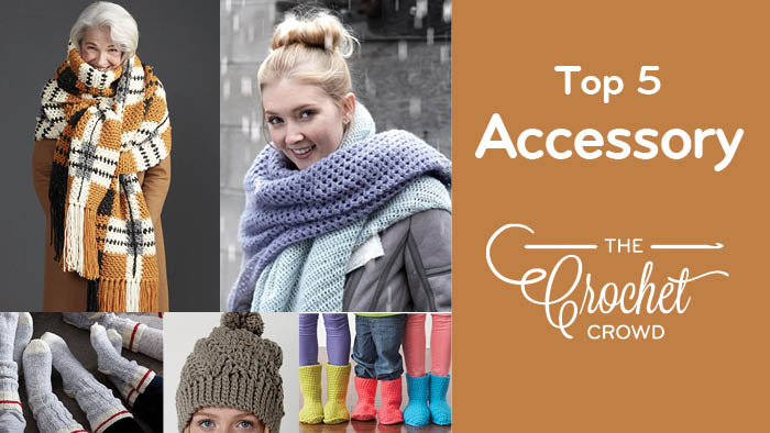 2017 Top 5 Accessory Patterns