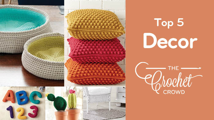 2017 Top 5 Home Decor