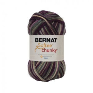 Bernat Softee Chunky Yarn 400g Clearance Shades* NOW $3.00 WAS $9.99