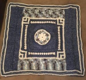 Bernat Blanket Stitch Along