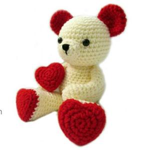 10 Valentine Teddy Bear