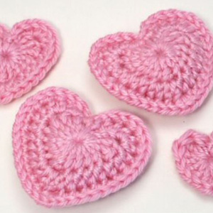 3 Love Hearts